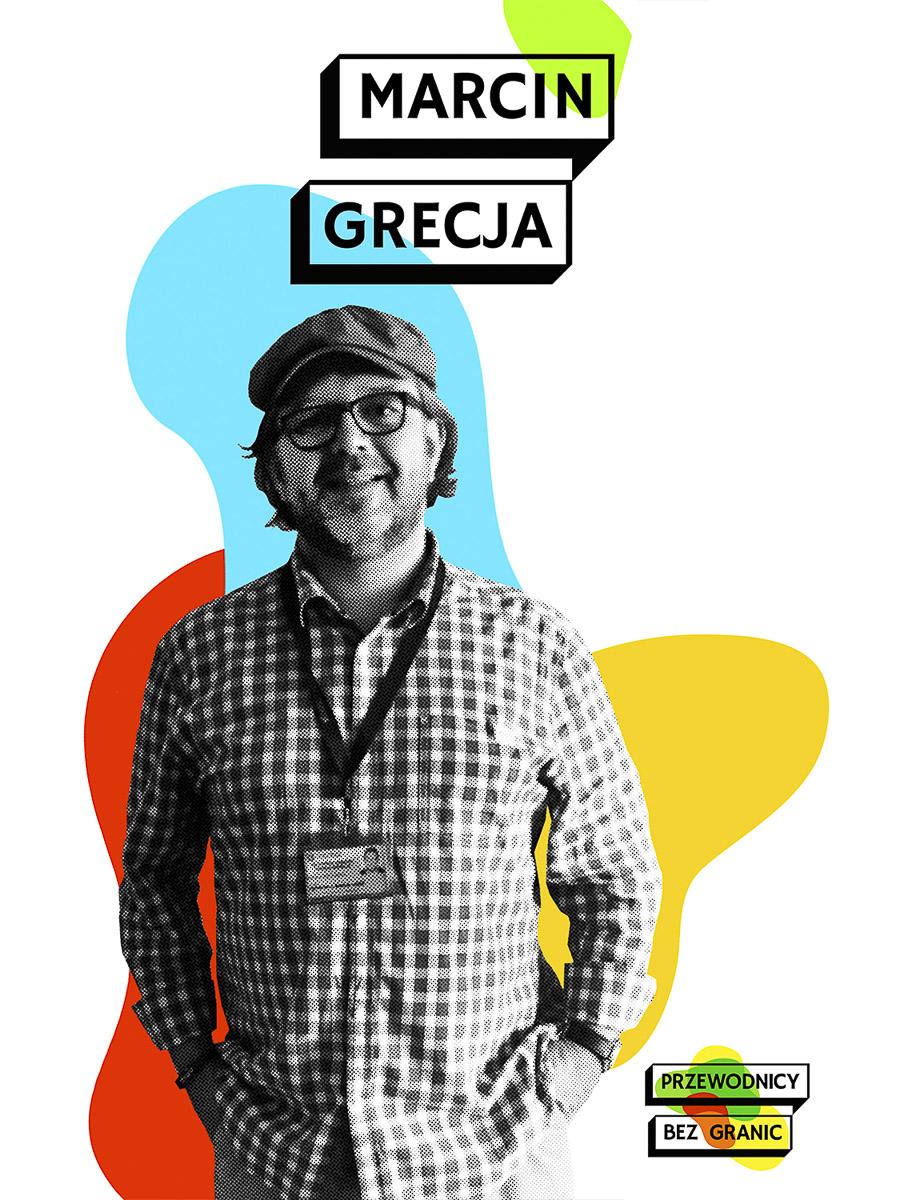 Marcin Pietrzyk przewodnik Grecja