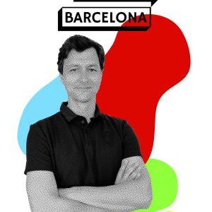 Sebastian Mączka przewodnik Barcelona