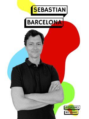 Sebastian przewodnik Barcelona