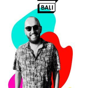 Adam Nitka przewodni Bali