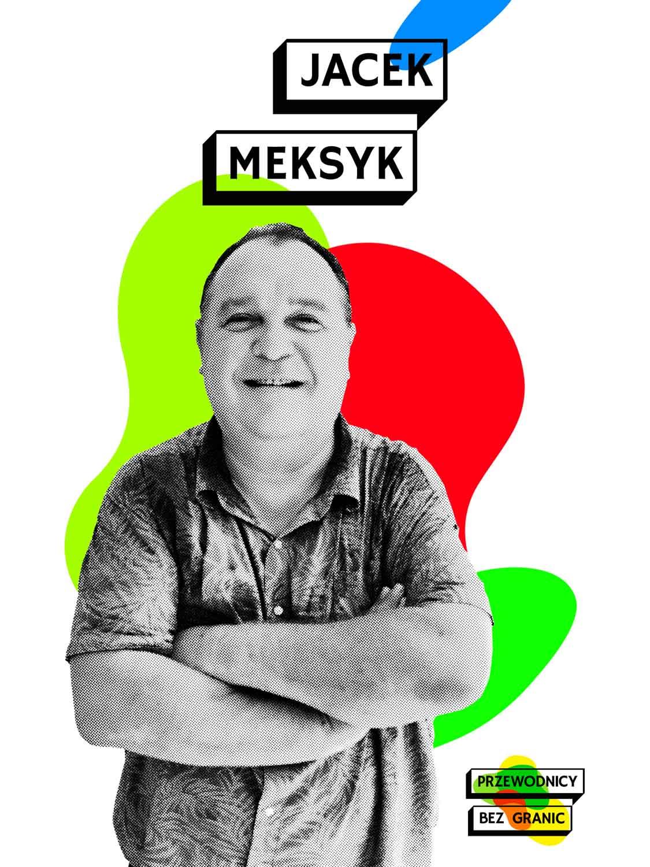 Jacek przewodnik Meksyk