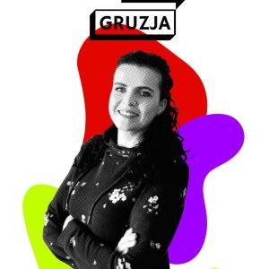 Ania Sabouri przewodnik Gruzja
