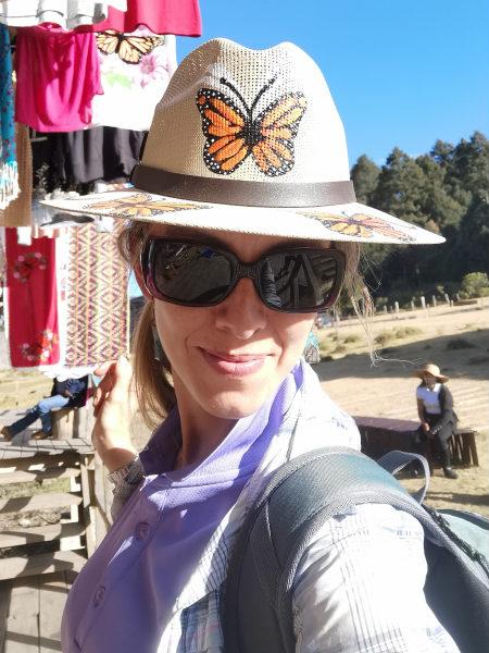 Agnieszka przewodnik po Meksyku