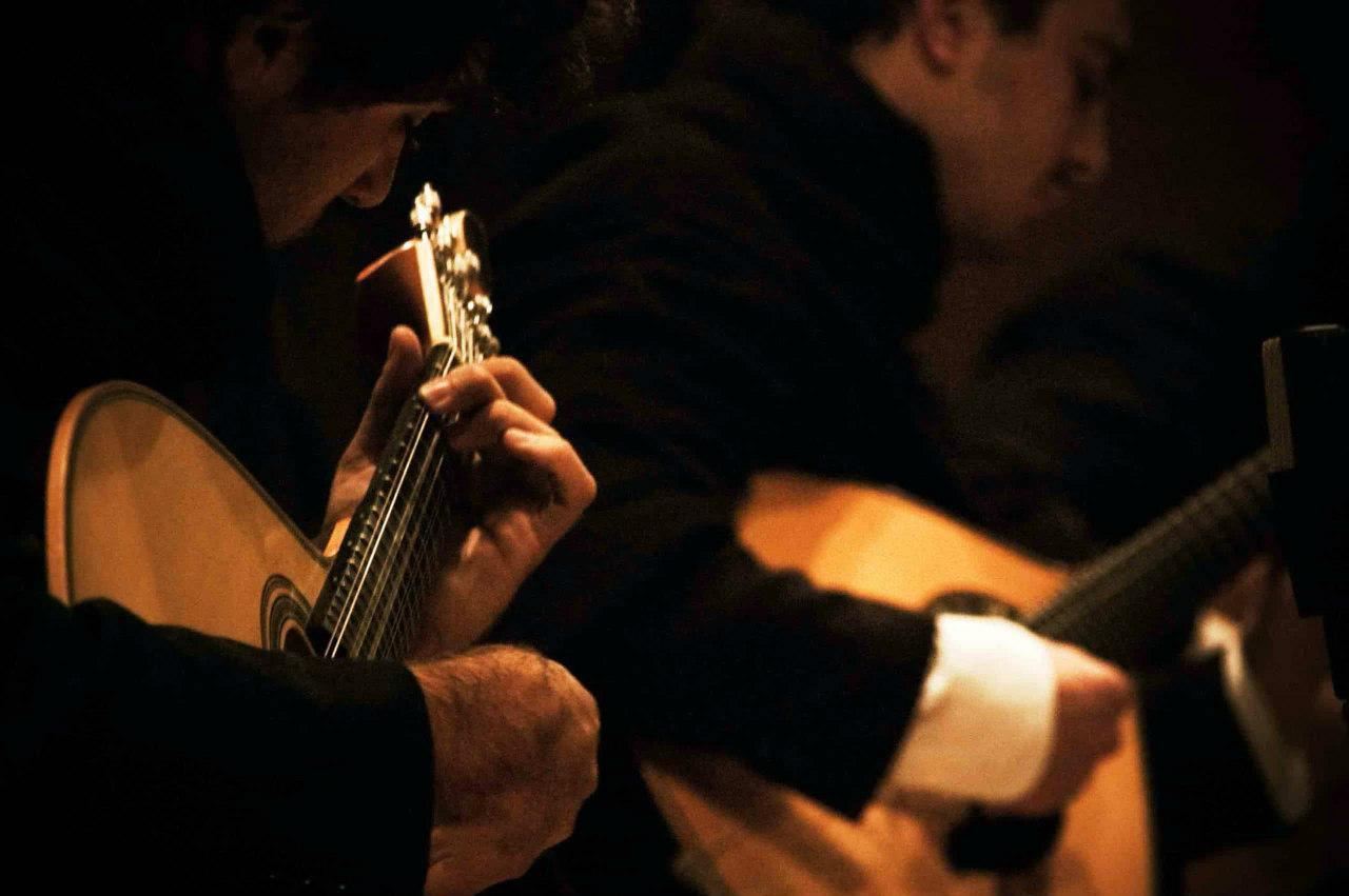 muzyka fado gitara