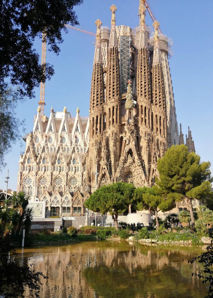 Sagrada Familia po polsku