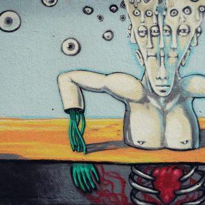 grafitti barcelona
